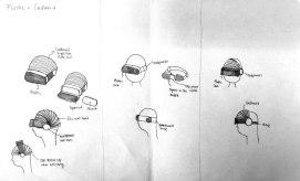 Iris's sketches