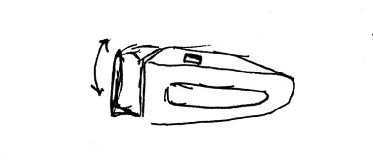 Initial design idea